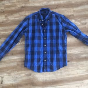 J Crew Buffalo Button down